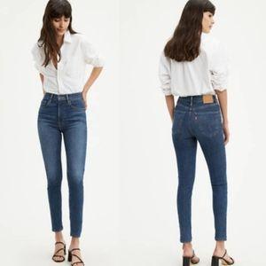 LEVI'S MILE HIGH SUPER SKINNY Denim Jeans